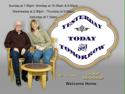 Yesterday, Today, & Tomorrow - Welcome Home