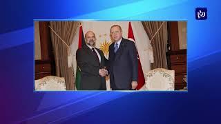رئيس الوزراء يبدأ زيارة إلى تركيا لتعزيز التعاون بين البلدين - (25-12-2018)