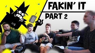 Back To Basics Plays Fakin' It! || 3RD ROUND! || Jackbox Party Pack 3 - Part 2
