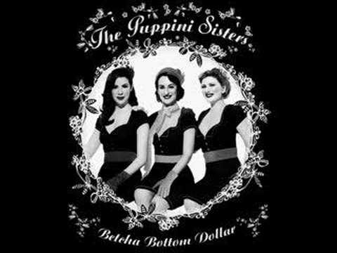 The Puppini Sisters - Mr Sandman