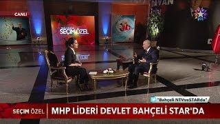 Liderimiz Sn. Devlet BAHÇELİ, Star TV - NTV ortak yayınında Seçim Özel Programına Katıldı. 1. Kısım