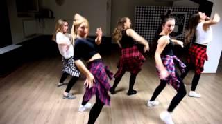 Beyonce Style z Zuzą - Szkoła Tańca BORN TO DANCE Poznań