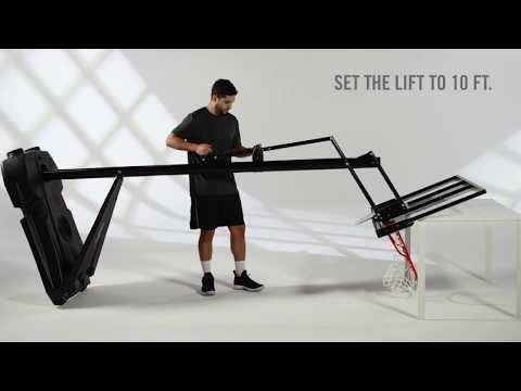 Pro Tips: How To Assemble A Spalding Basketball Hoop System