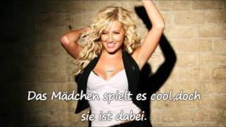 Ashley Tisdale He said She said Deutsche Übersetzung