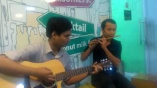 Top of The World - sáo trúc ft guitar [Giao lưu Cao Thang Music Club & Guitar HCMUS]