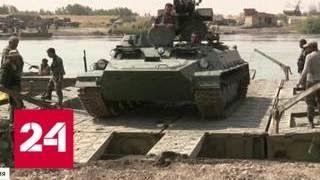 Бойцы Асада исполнили свою мечту - Россия 24