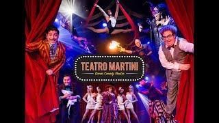 Teatro Martini : Orange County's Hottest Variety Show!