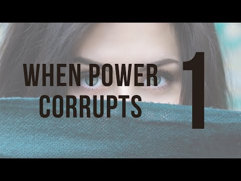 When Power Corrupts - Finding Forgiveness | Dr. John Neufeld