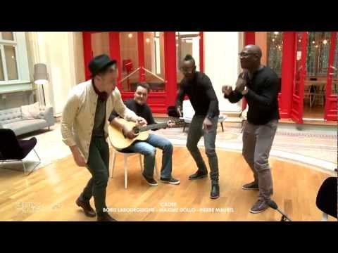 Olly Murs - Heart Skips a Beat - Acoustic  [ Live in Paris ]