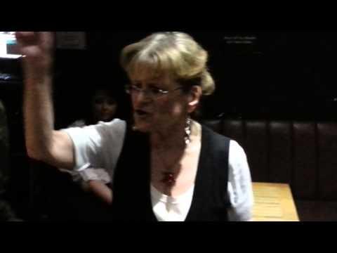 Mark O'Neil karaoke cigarettes and alcohol glasgow