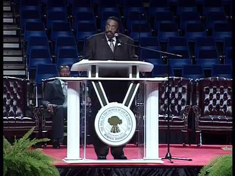 Bishop James L.  Whitehead Jr. -  The Thief Is Responsible for Your Pain