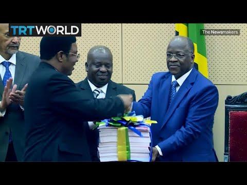 Tanzania's crackdown