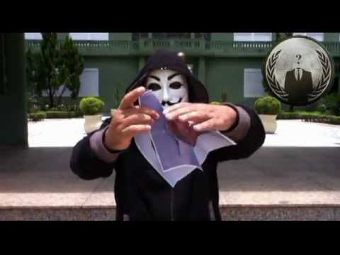 Anonymous versus Marconi