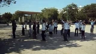 Répétition du Flashmob : C