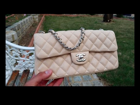 How to clean a CHANEL!