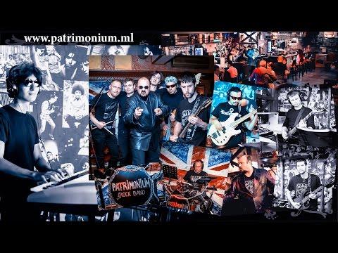 When A Blind Man Cries - Guitar Solo - PATRIMONIUM ROCK BAND Live Demo Best Moments