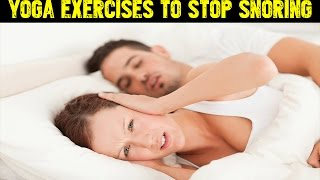 Yoga Exercises To Stop Snoring - Stop Snoring with These 5 Yoga Asanas