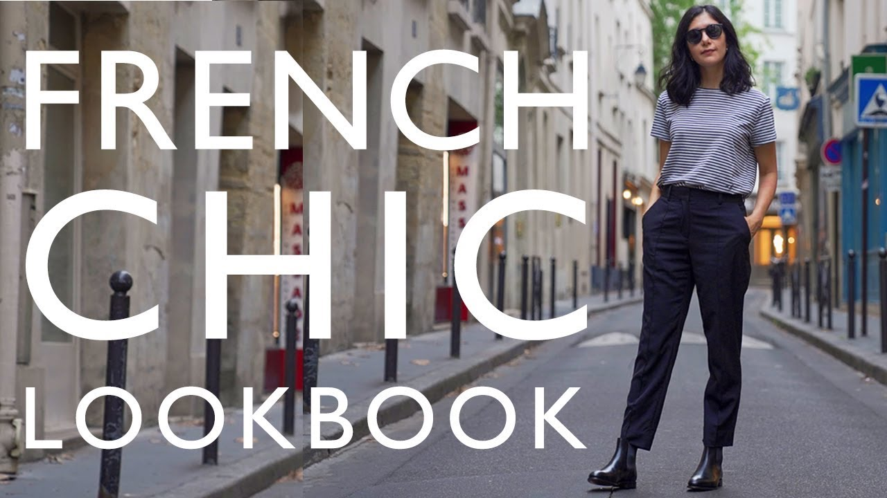 [VIDEO] - What To Wear In Paris   French Style Lookbook 2