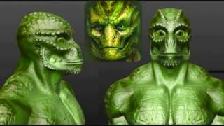 Reptilian Shapeshifting Explained