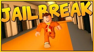 THE UlLTIMATE PRISON BREAK - Jailbreak Beta - Most Popular Roblox Game [Roblox Jailbreak]