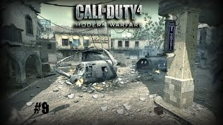 "Call Of Duty 4 / Modern Warfare ""Something has happened"""