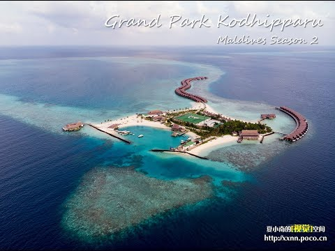 2018 Grand Park Kodhipparu Maldives
