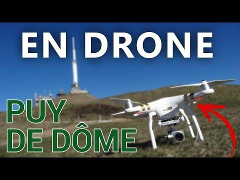 DRONE | PUY DE DÔME (4K)
