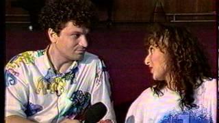 Скачать Конкурс эстрадной песни Ялта Москва Транзит 1993 Представление конкурсантов