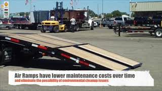 Video still for Felling Air Ramp System