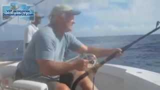 Морская рыбалка в Доминикане: за марлином и дорадо