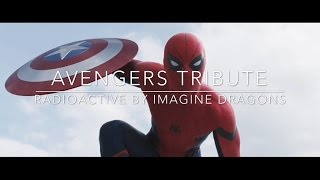 Avengers Tribute (Radioactive by Imagine Dragons)