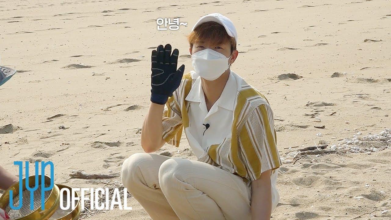 [On Air 2PM(온에어 2PM)] 우영 X 버나드의 친환친구 촬영 비하인드 (EN/JP/TH)