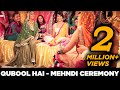 Qubool Hai - Mehndi Ceremony BTS with Karan Singh Grover and Surbhi ...