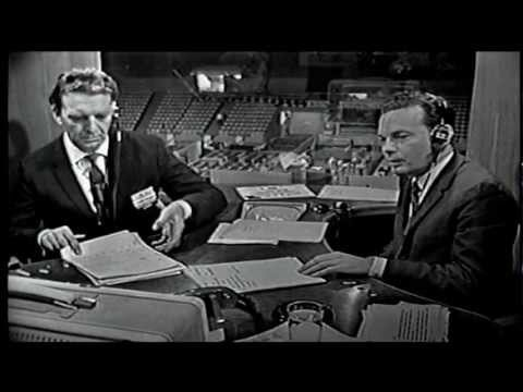 1960 - NBC - World Wide 60 Huntley Brinkley - Convention Preview