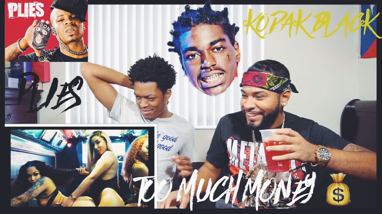 """Download Kodak Black Feat. Plies """"Too Much Money"""" (WSHH Exclusive - Official Music Video)  FVO Reaction"""