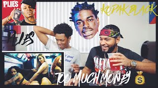 Kodak Black Feat Plies 34 Too Much Money 34 Wshh Exclusive Official Music Audio Fvo Reaction