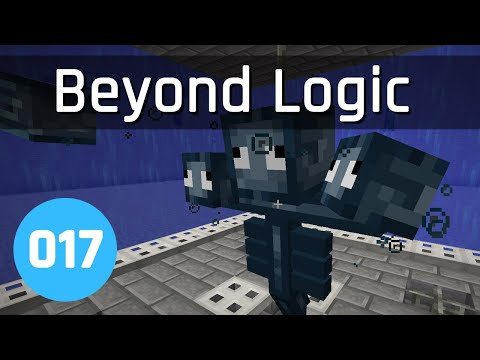 Beyond Logic #17: The Real Squither | Minecraft
