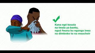 Informations coronavirus en kikongo