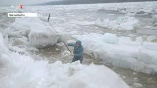 Вскрытия реки Лена ожидается до Якутска предположительно в первой и второй декадах мая
