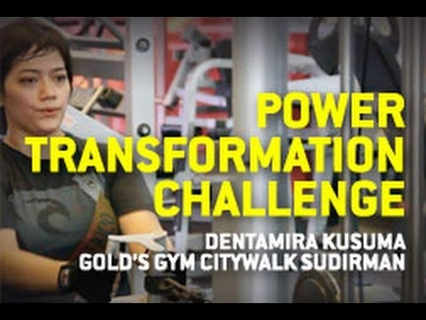 Gold's Gym Indonesia - Power Transformation Challenge ...