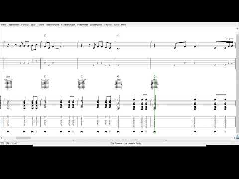 Jennifer Rush -  The Power of Love  - Tabs