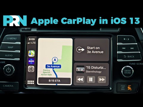 What's New With IOS 13 Apple CarPlay? | TestDrive Garage