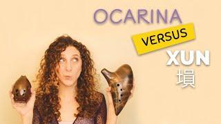 Ocarina Vs. Xun Comparison Video