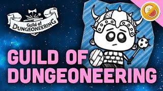 SO SIMPLE - YET SO FUN! | Guild of Dungeoneering Gameplay Let