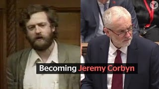 Becoming Jeremy Corbyn