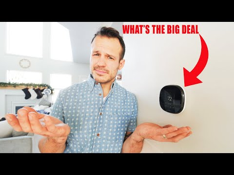 Why Honeywell Home T9 Smart Thermostat is BETTER! - YouTube