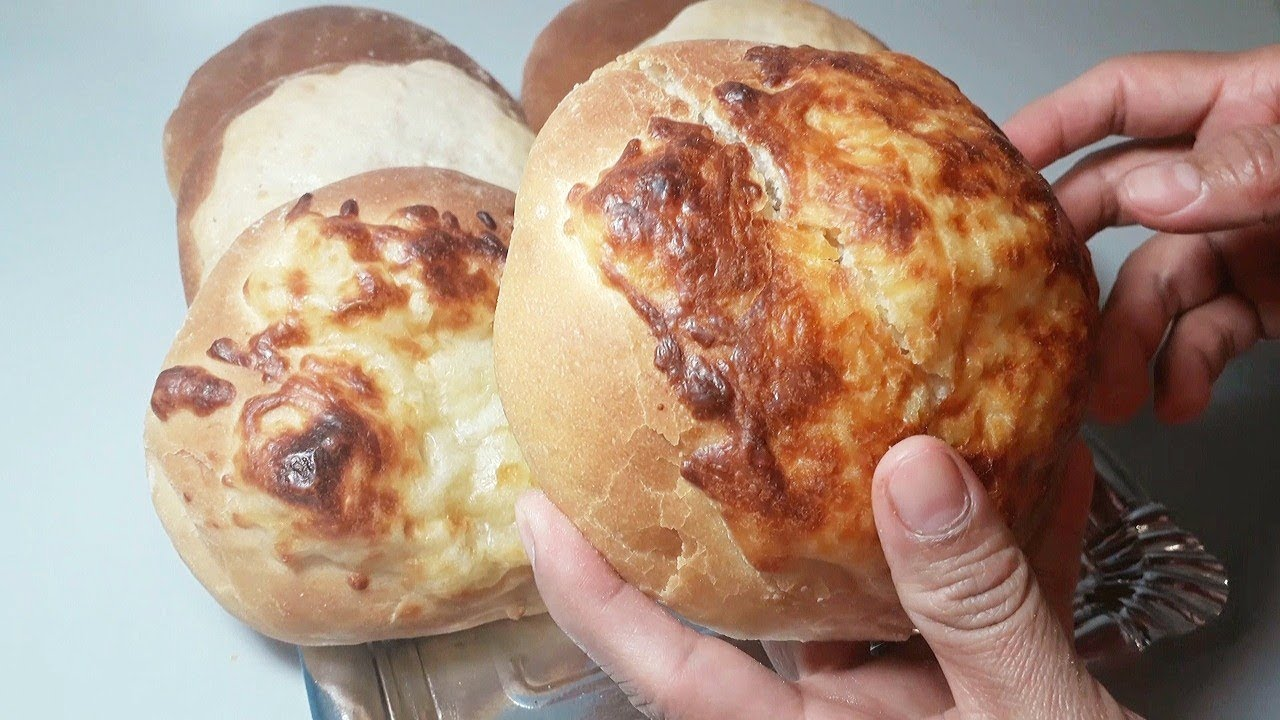 Como hacer pan de queso casero facil