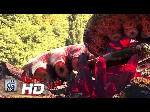 """A Sci-Fi Short Film: """"Jack and the Cursed Crystal"""" - by ISART DIGITAL 