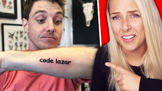 WORST Tattoos Ever!
