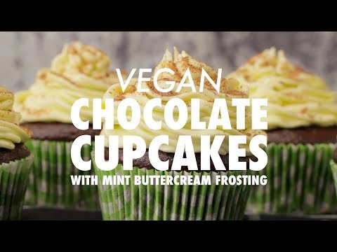How do you make vegan chocolate cupcake recipe